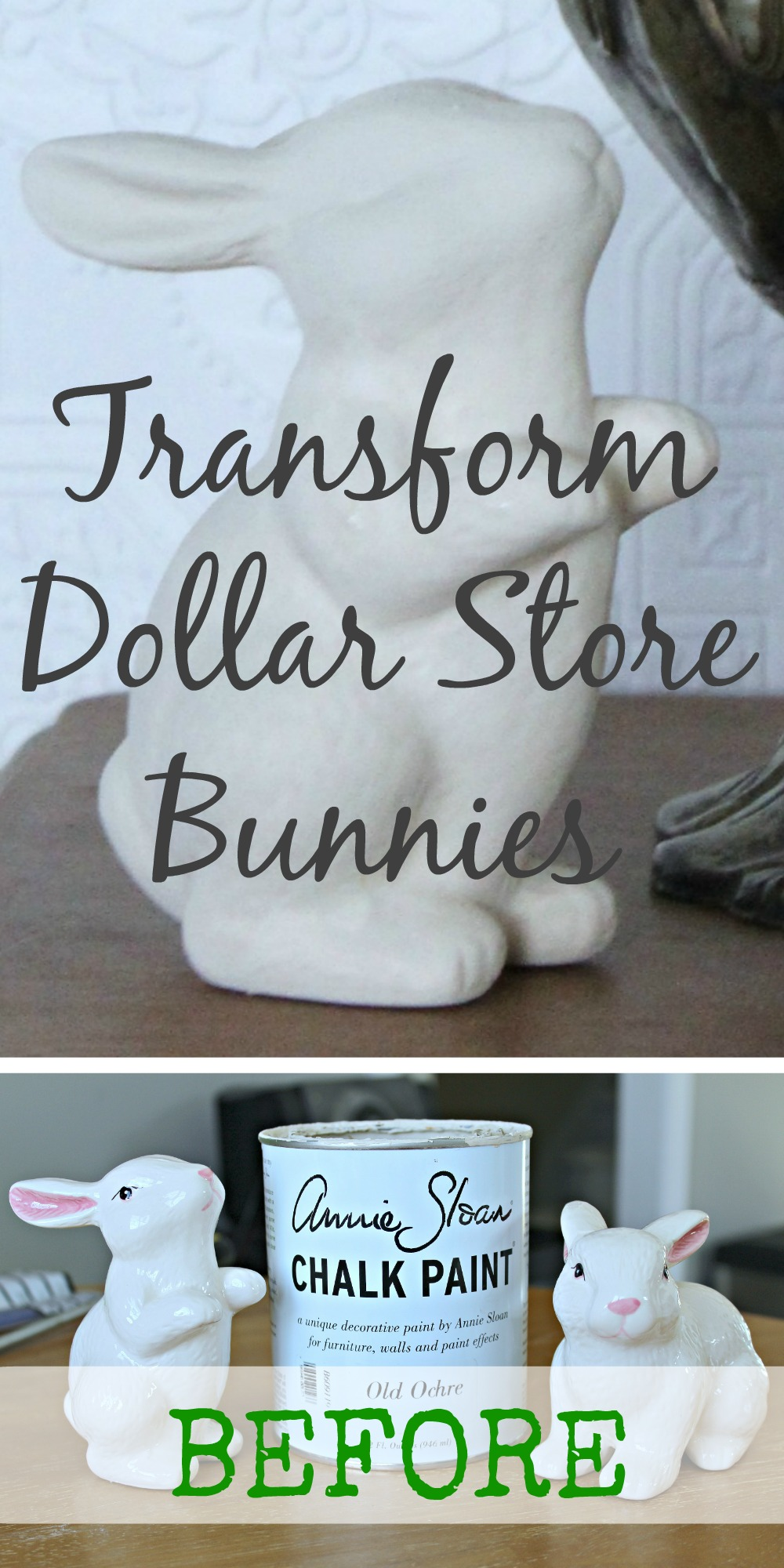 Easter Bunnies Dollar Cheap To Super Chic
